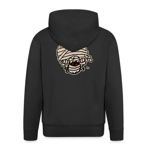 Mummy Sheep - Men's Premium Hooded Jacket