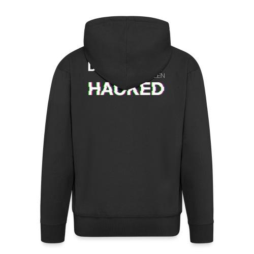 Felpa Economy ODHBH #mr.robot - Men's Premium Hooded Jacket