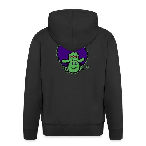 Frankensheep's Monster - Men's Premium Hooded Jacket