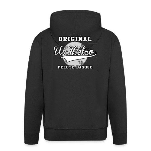 origiinalUSMETRO2 png - Veste à capuche Premium Homme