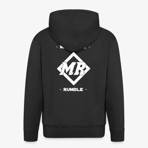 MeatlessRumble - Men's Premium Hooded Jacket