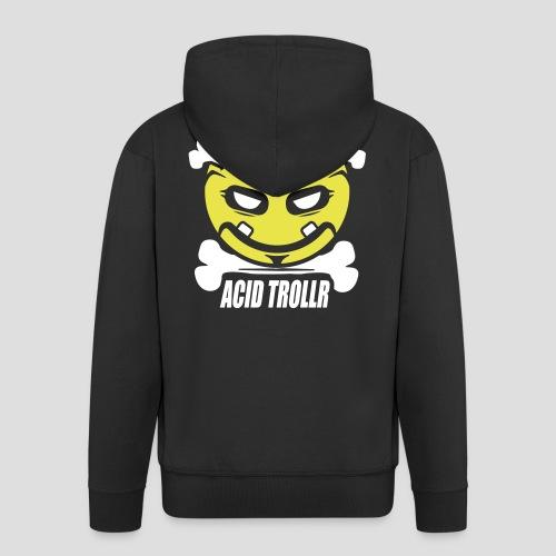 Acid TROLLR - Veste à capuche Premium Homme