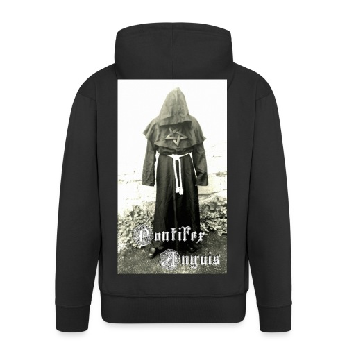 Die schwarzen Priester - Männer Premium Kapuzenjacke