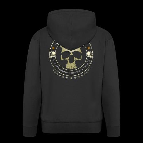 Rock ´n´ Roll Daddy - Männer Premium Kapuzenjacke