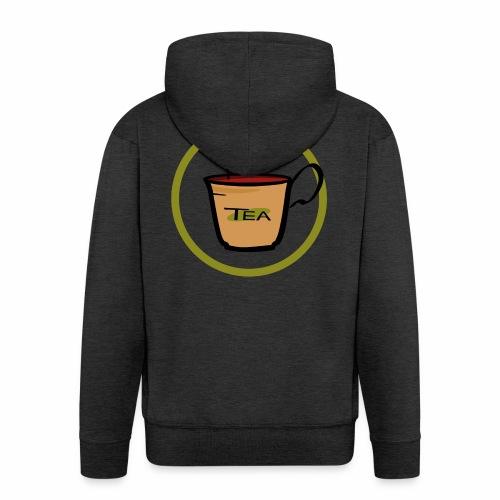 Teeemblem - Männer Premium Kapuzenjacke