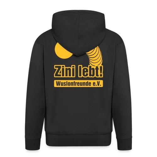 Zini lebt! - Männer Premium Kapuzenjacke