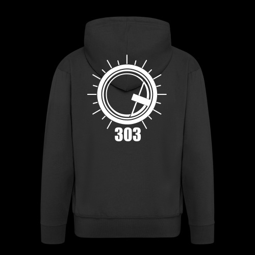 Push the 303 - Men's Premium Hooded Jacket