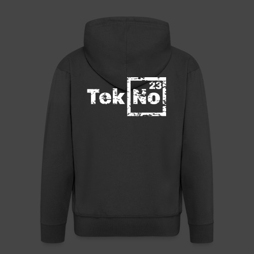 Tekno 23 - Veste à capuche Premium Homme