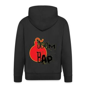 Boom Bap - Men's Premium Hooded Jacket