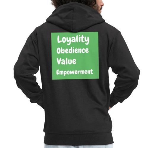 loyality - Premium-Luvjacka herr