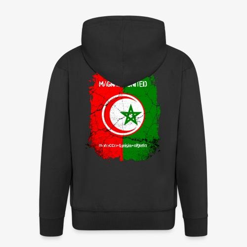 Maghreb United Nordafrika - Männer Premium Kapuzenjacke