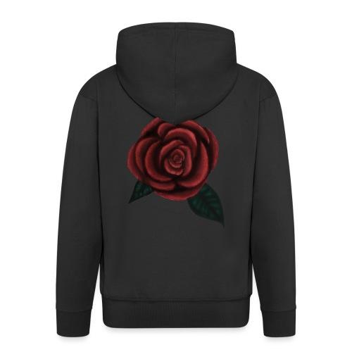 One rose - Premium-Luvjacka herr