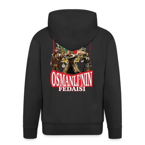 Osmanli Fedaisi - Männer Premium Kapuzenjacke