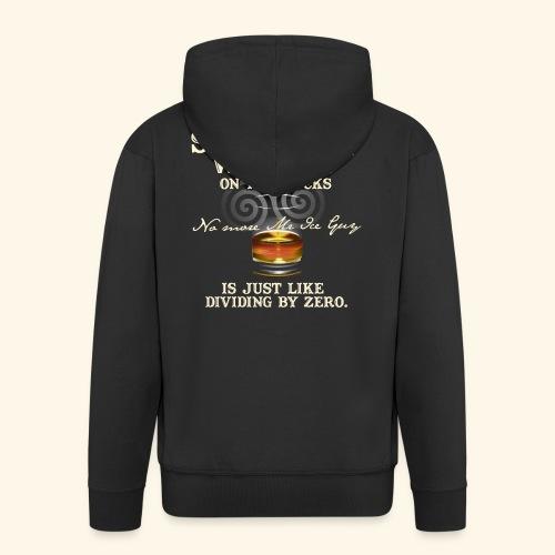 Whisky T-Shirt Single Malt Whisky - Männer Premium Kapuzenjacke