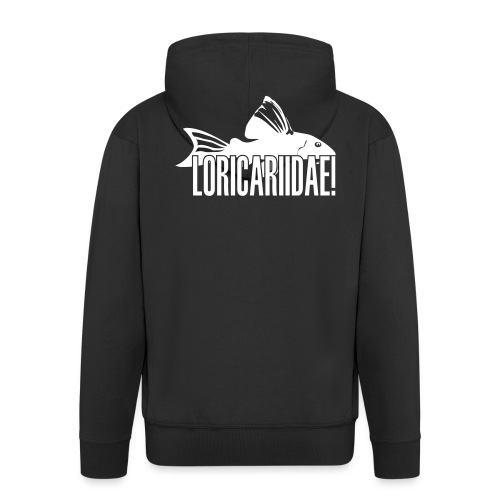 loricariidae - Premium Hettejakke for menn