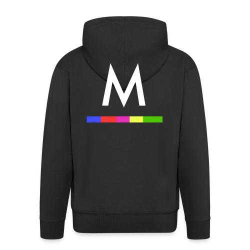 Metro - Chaqueta con capucha premium hombre