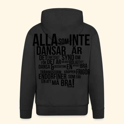 AllaSomINTE - Premium-Luvjacka herr