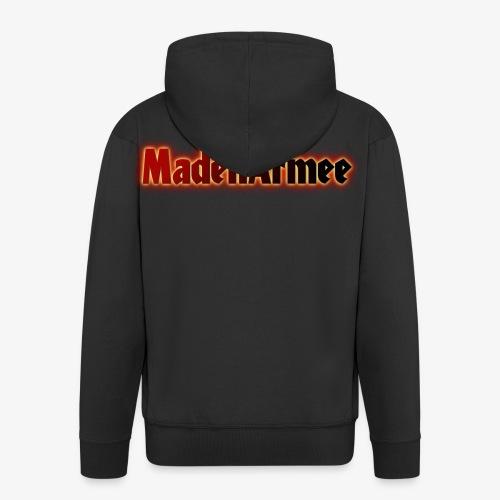 MadenArmee - Männer Premium Kapuzenjacke