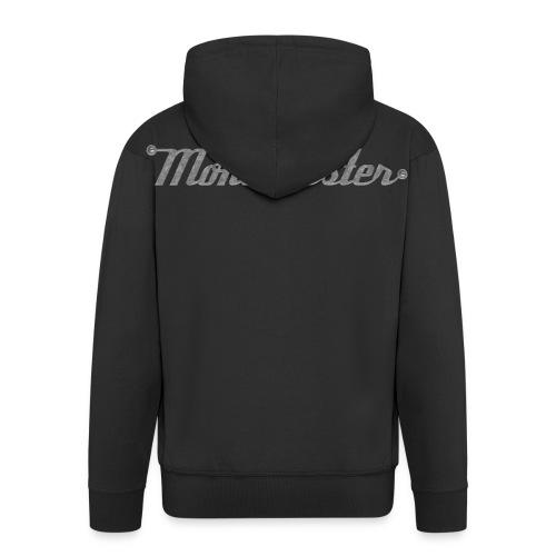logosw - Männer Premium Kapuzenjacke