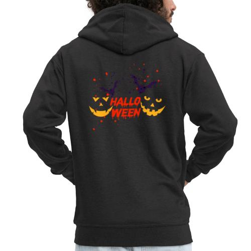 Halloween - Men's Premium Hooded Jacket