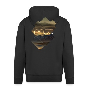 Women's shirt Album Cover - Men's Premium Hooded Jacket