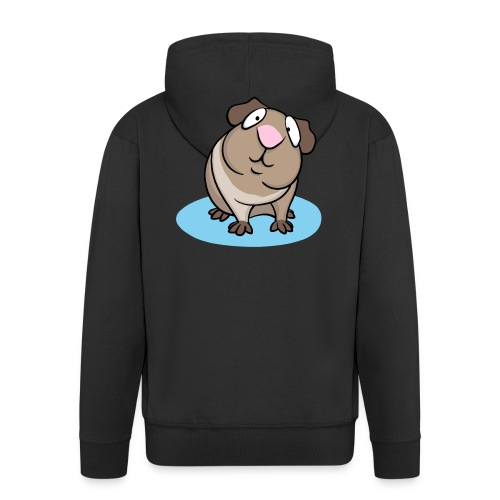 Hello Piggy - Männer Premium Kapuzenjacke