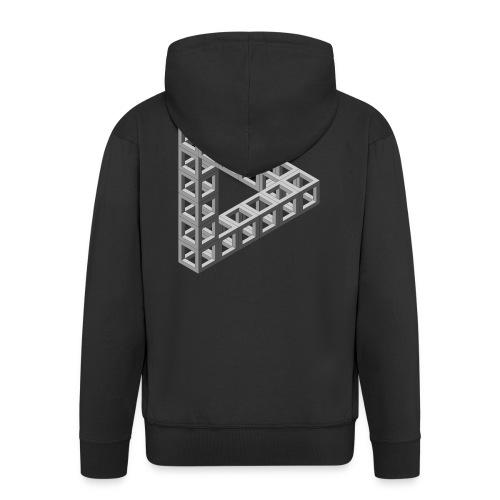 The Penrose - Men's Premium Hooded Jacket