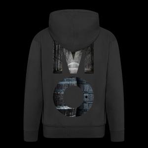 Moonshine Oversight - design épuré - Veste à capuche Premium Homme