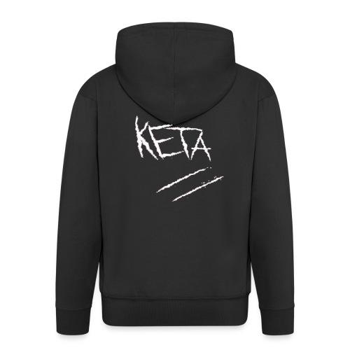 Urlaub auf Keta - Männer Premium Kapuzenjacke