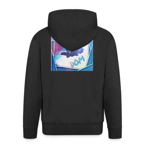 DOM - Men's Premium Hooded Jacket