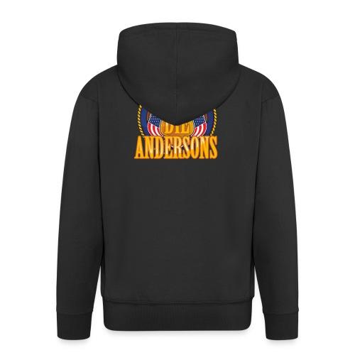 Die Andersons - Merchandise - Männer Premium Kapuzenjacke