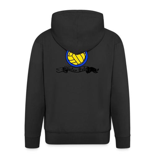 Witziges Wasserball T-Shirt für Fans - Männer Premium Kapuzenjacke