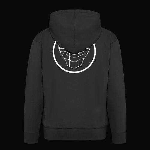 Logo Cobra Moto Madness - Veste à capuche Premium Homme