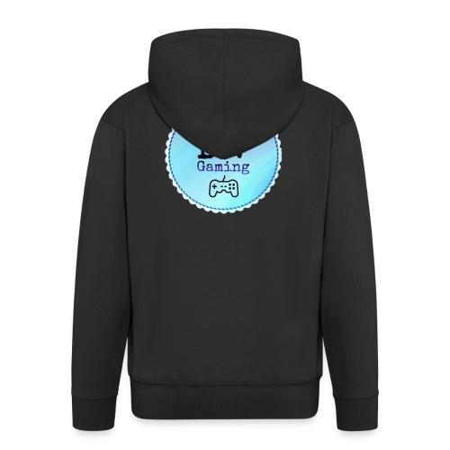 dw logo - Men's Premium Hooded Jacket