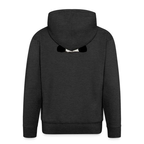 panda - Men's Premium Hooded Jacket