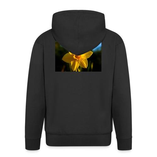 daffodil - Men's Premium Hooded Jacket