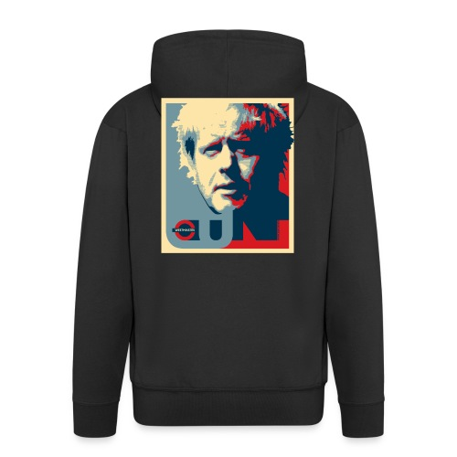 Boris: Westminster - Men's Premium Hooded Jacket