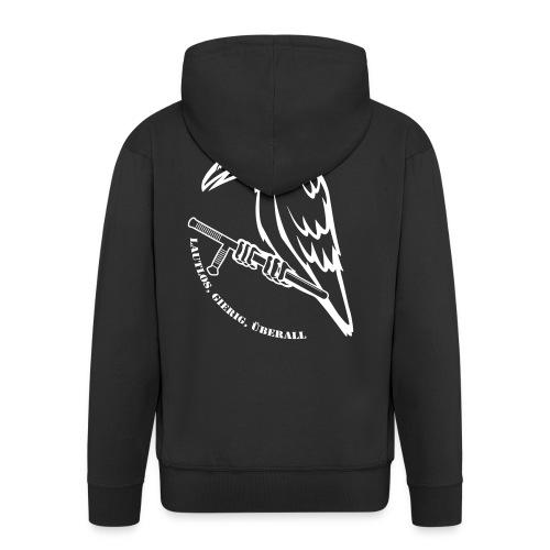 Rabe 64 - Men's Premium Hooded Jacket