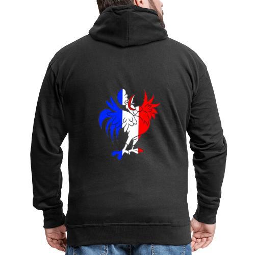 Coq France - Veste à capuche Premium Homme