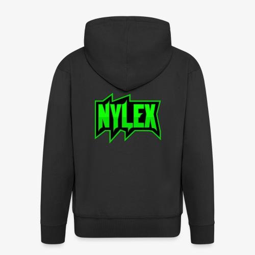 Team Nylex Logo - Männer Premium Kapuzenjacke