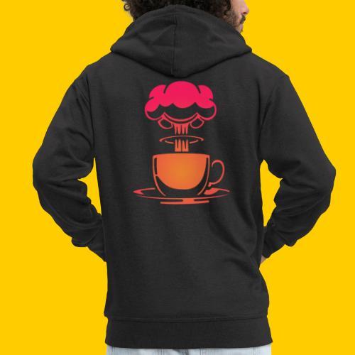 Atom coffee - Premium-Luvjacka herr