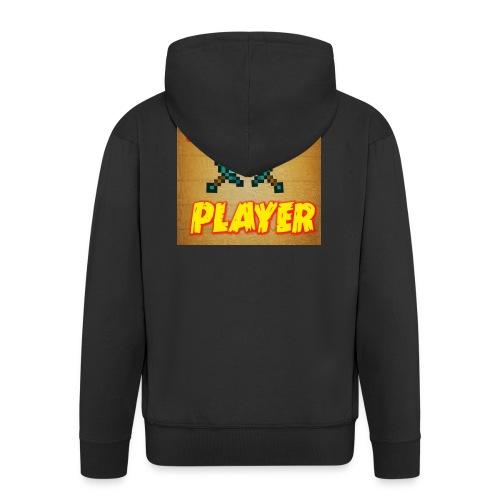 NUOVA LINEA POWER PLAYER - Felpa con zip Premium da uomo