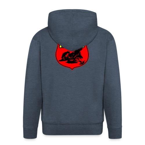 Casquette Normandie MX Club - Veste à capuche Premium Homme