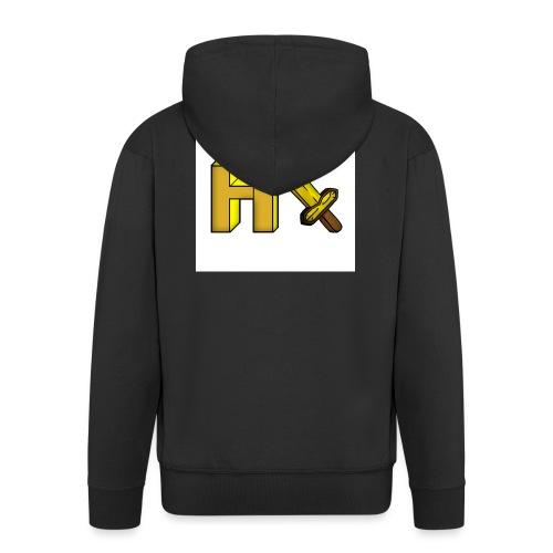 Logo Officiel Heruim - Veste à capuche Premium Homme