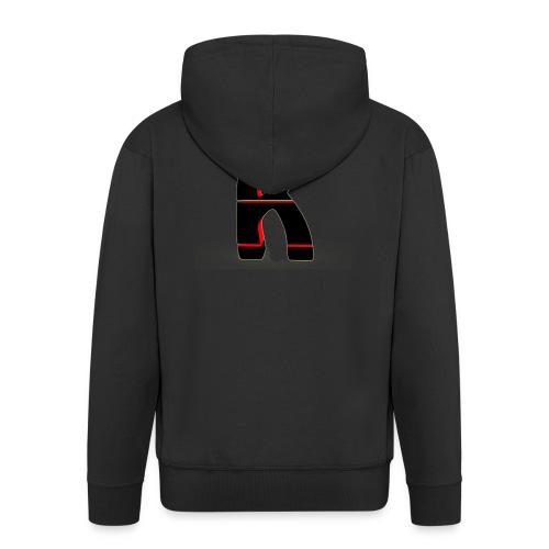 Krypton Logo - Männer Premium Kapuzenjacke