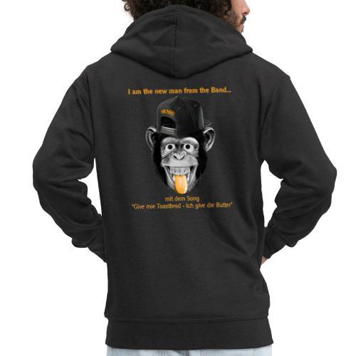 Musgo der Affe - Männer Premium Kapuzenjacke