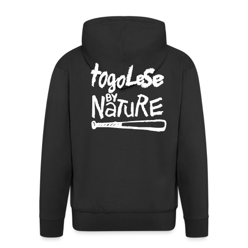 TOGOLESE BY NATURE - Veste à capuche Premium Homme