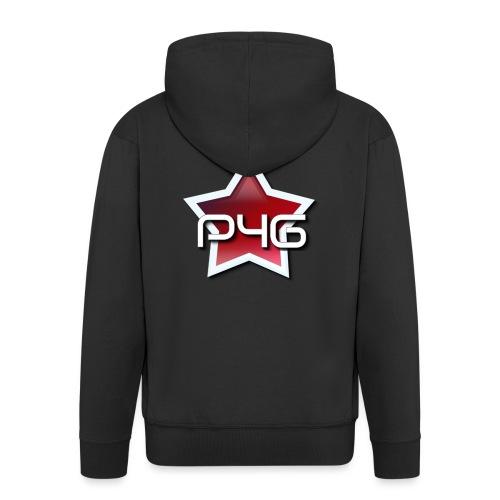 logo P4G 2 5 - Veste à capuche Premium Homme