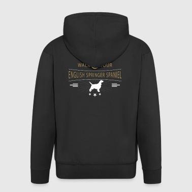English Springer Spaniel Shirt - Premium-Luvjacka herr