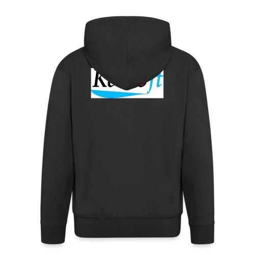 Kevsoft - Men's Premium Hooded Jacket
